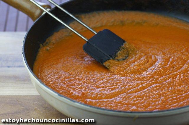 Spanish Tomato Sauce Recipe (Tomato Frito)